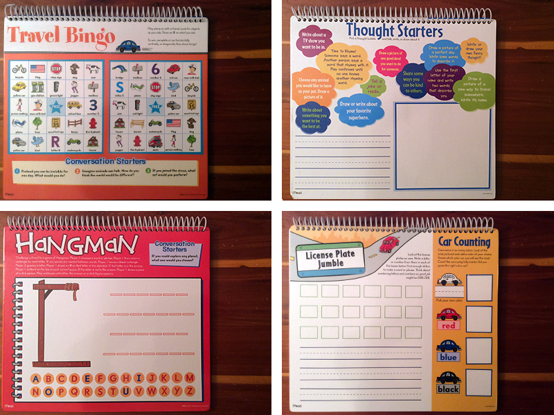 Dry Erase Activity Board colorful illustration consumer early learning