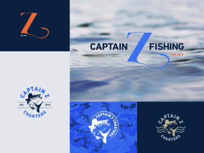 Fishing Charter Branding Collaboration