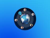 TEM collaboration tool illustration