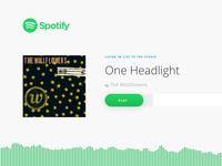 Spotify API Integration