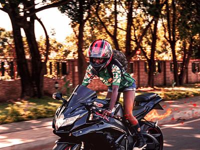 BOOST by nk unsplash design freelance photoshop adobe ghana motorcycle boost
