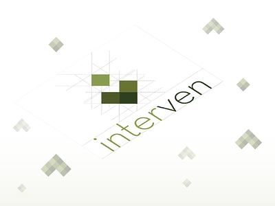 Interven | Brand Identity nonprofit brand identity visual identity interven