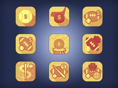 App Icon Sketches