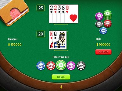 Blackjack By Loggia On Dribbble