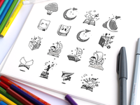 Interactive Stories For Kids Logo
