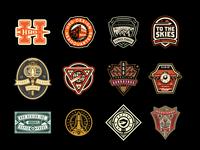 Badge Set 1