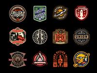 Badge Set 3