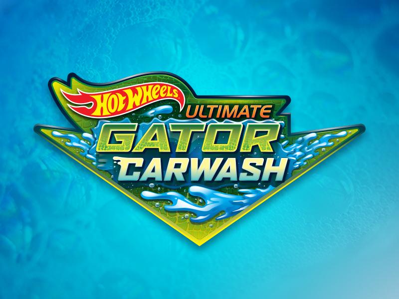 Ultimate Gator Carwash Branding By Hro Design On Dribbble