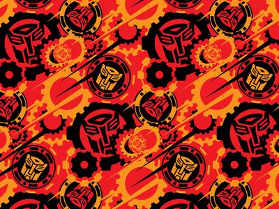 Transformers Gear Pattern