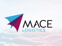 Mace Logistics Logo Design