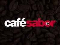 Cafe Sabor Coffee Shop Logo Design