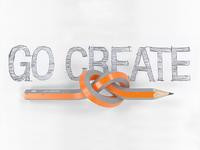 Go Create Self-Promotion