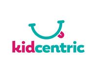 Kidcentric Logo Design