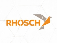 Rhosch Logo Design