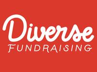 Diverse Fundraising Logo