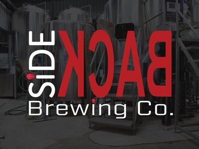 SideBack Brewing Co. logodesign adobe illustrator concept branding design vector logo illustrator