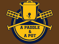 A Paddle And A Pot