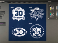 Kingwood Football League - 30 Years