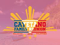 Cayetano Family Reunion