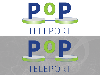 PoP Teleport Logo