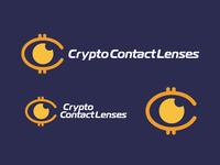 Crypto Contact Lenses Logo