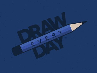 Draw Every Day