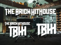 The Brick HitHouse Logo