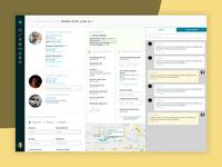 Polaris Mobility Dispatch Portal Ride Details