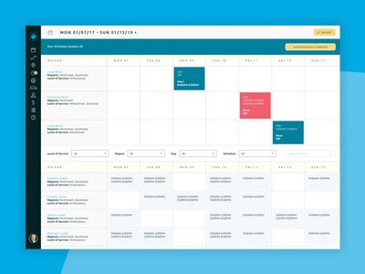 Polaris Mobility Dispatch Portal Scheduler