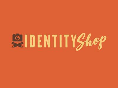 IdentityShop Lockup