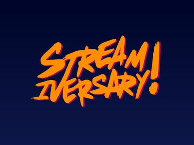 Shaun Zom Gaming Streamiversary