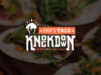 Taco Knockdown - logo