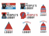 People's Lobby Logo Series