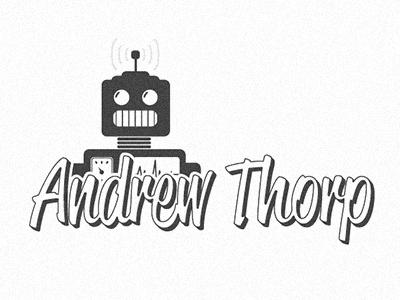 Logo for Andrew Thorp logos