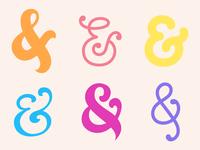 More Ampersands