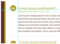 Typography Help Response