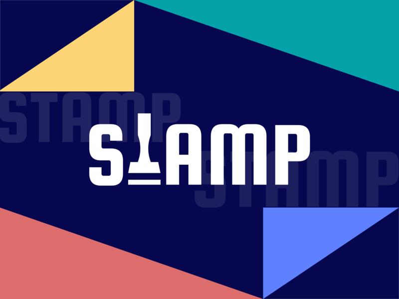 Stamp Logo design logo design minimalist logo stamp design stamped stamp text logo minimalist logotype branding logo