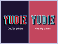 Retro Typography minimal flat artwork illustration vector design icon typography logo branding
