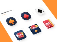 Card Game App Icons