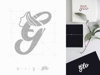 Glo_Logo design