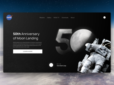 50th Anniversary of Apollo 11 Moon Landing