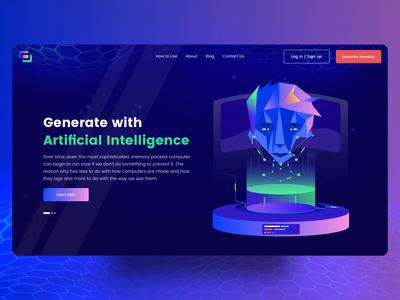AI Generates