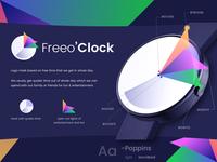 Freeo'Clock Logo