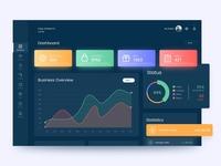 E-commerce UI - Dashboard