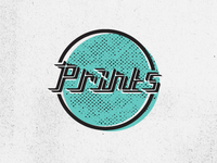 Prints - Indie Rock Band Logo