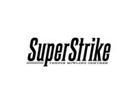 SuperStrike logo proposal.
