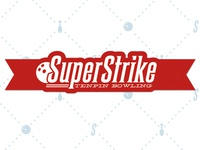 SuperStrike logo