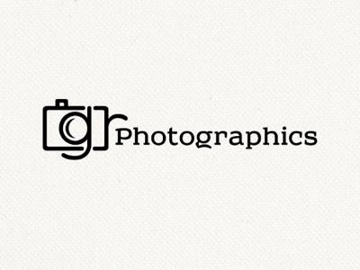 GR Photographics photography gr logo logotype camera sreda photo