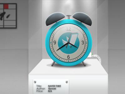 Alarm clock  icon website alarm clock museum display