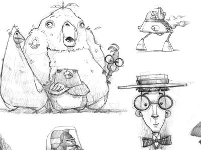 Doodles 11 21 13